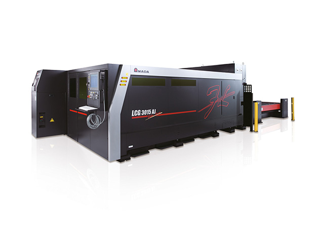 レーザー加工機 AMADA:LCG-3015AJ