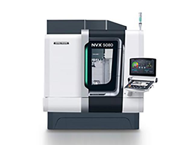 マシニングセンタDMG森精機:NVX5080/40